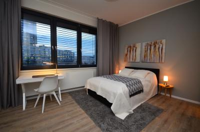 Awesome studio in a student residence, near the Reinickendorfer Straße metro