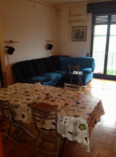 Cosy 2-bedroom flat in Mecenate