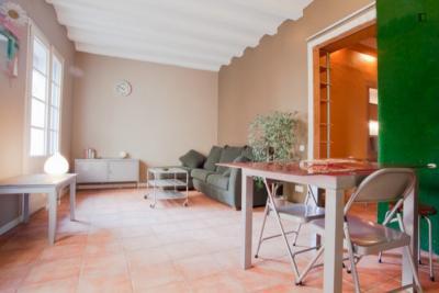 Studio near Sant Antoni metro station