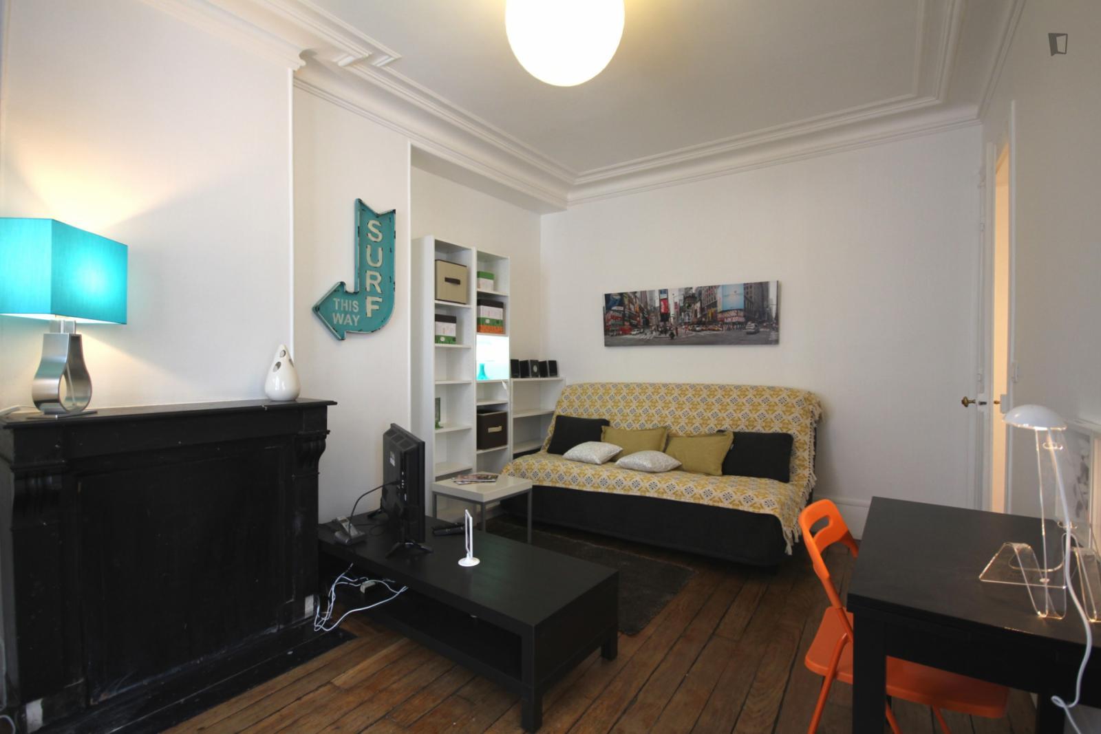 rue Crespin Du Gast, 11th arrondissement of Paris, FR-75 - 1,094 EUR/ month