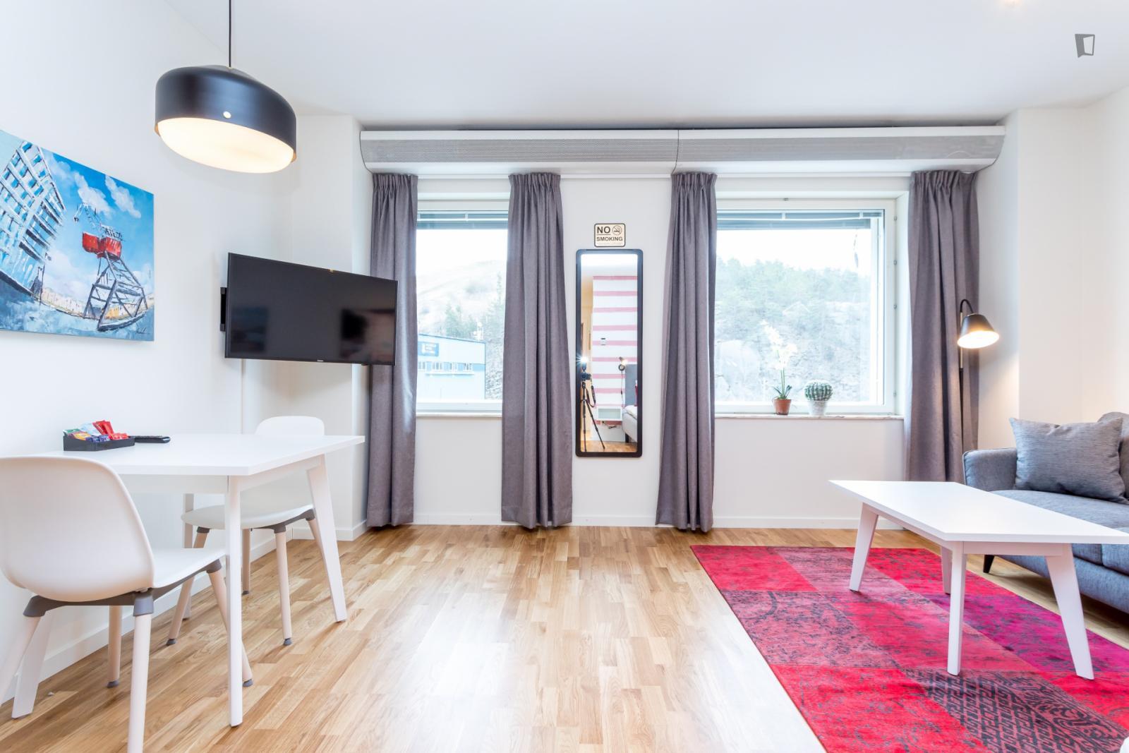 Hammarby Fabriksväg - 16500SEK / month