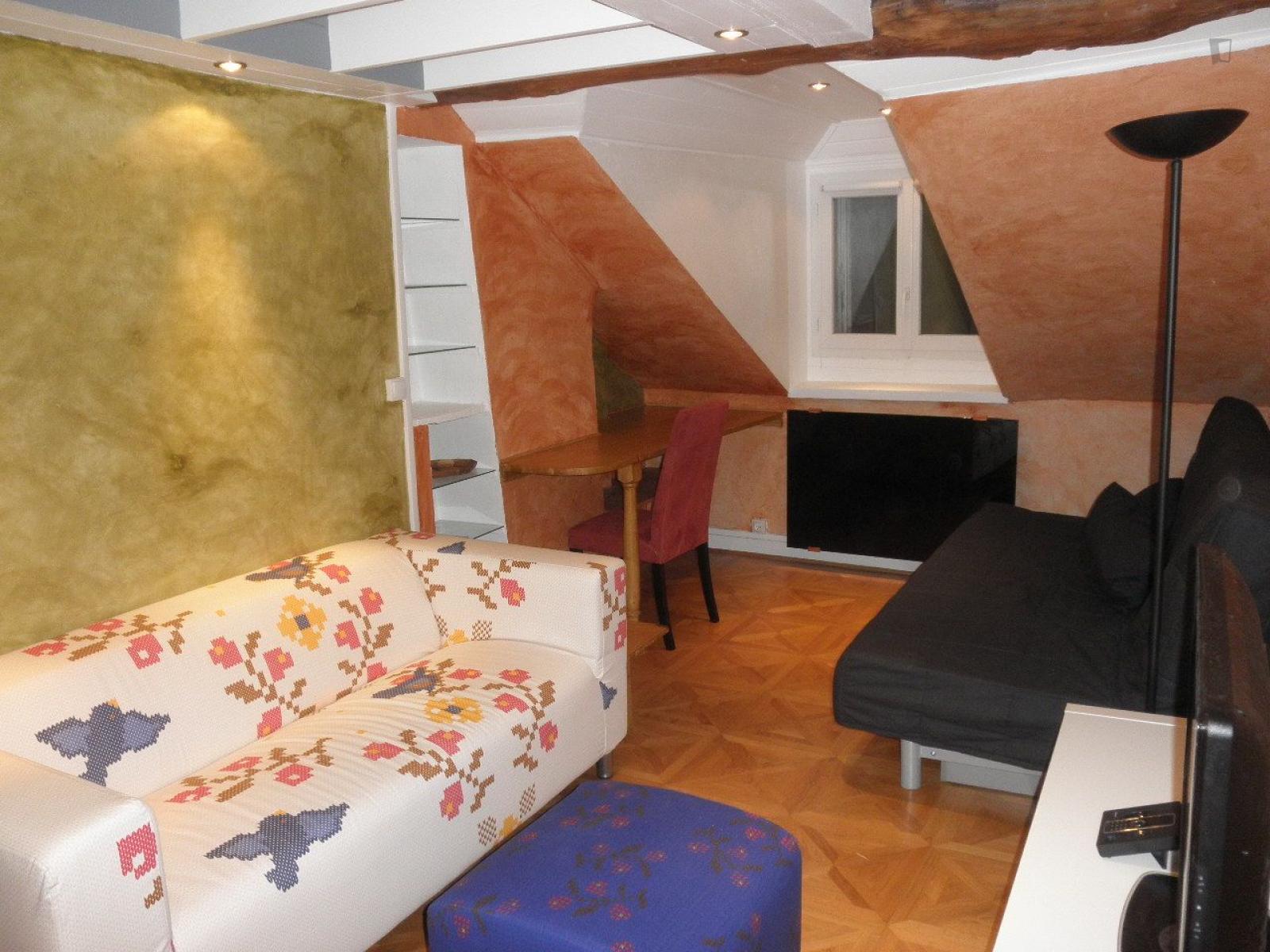 Rue des Acacias, 17th arrondissement of Paris, FR-75 - 1,290 EUR/ month