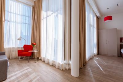 Fantastic 1-bedroom apartment in Munich Laim