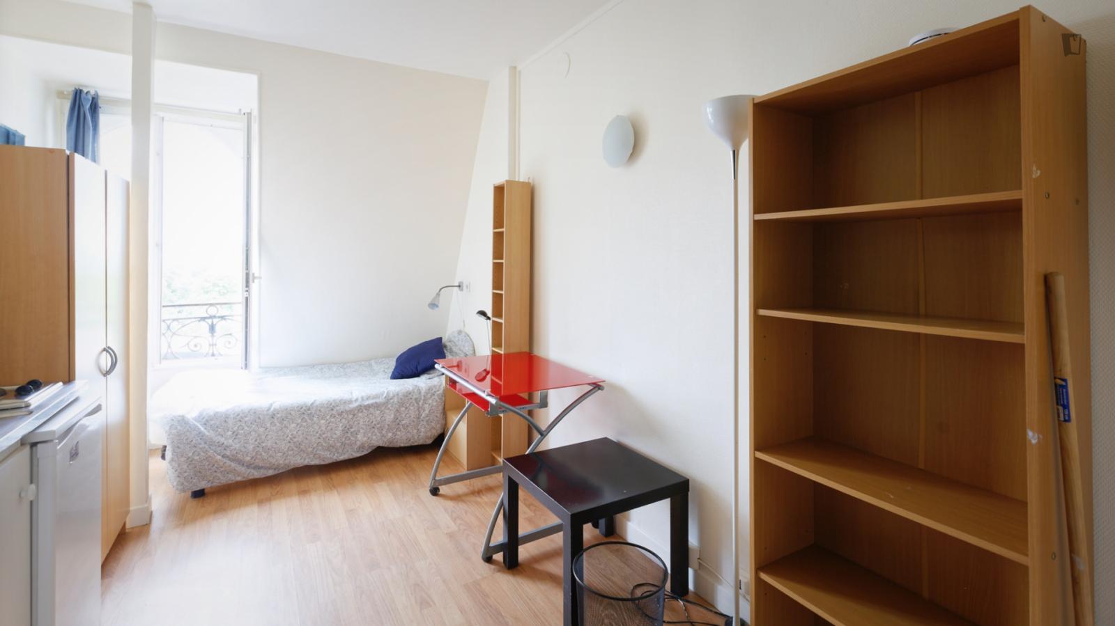 Boulevard Suchet, 16th arrondissement of Paris, FR-75 - 796 EUR/ month
