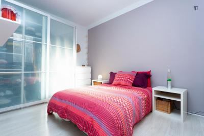 Lovely 2-bedroom flat in Vila de Gràcia