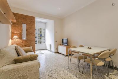 Charming 3-bedroom apartment near La Sagrada Família