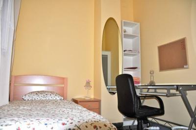 Charming single bedroom in a 4-bedroom flat, in the Arrancapins neighbourhood