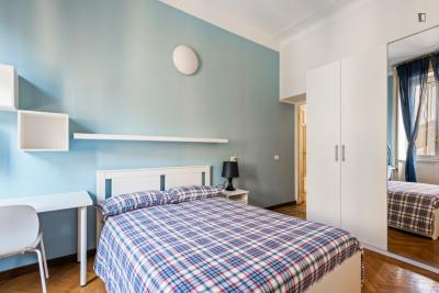 Newly refurbished single bedroom in the heart of Milan