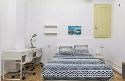 Gran Via Cool Rooms - City of Arts Room