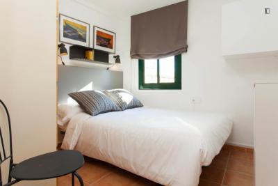 Very neat 2-bedroom apartment in El Raval
