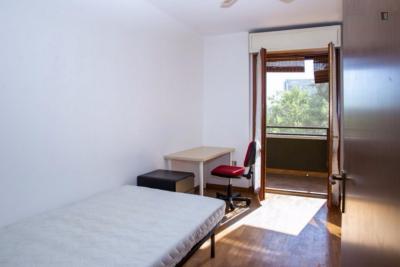 Single bedroom in Gratosoglio