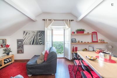 1-Bedroom apartment near Praça Luís de Camões