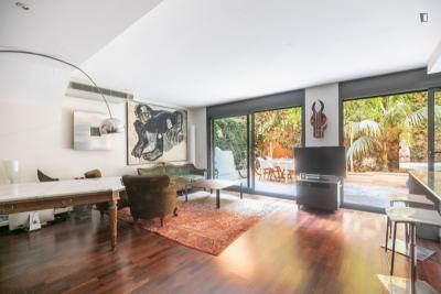 Nice 2-bedroom apartment near Parc del Poblenou
