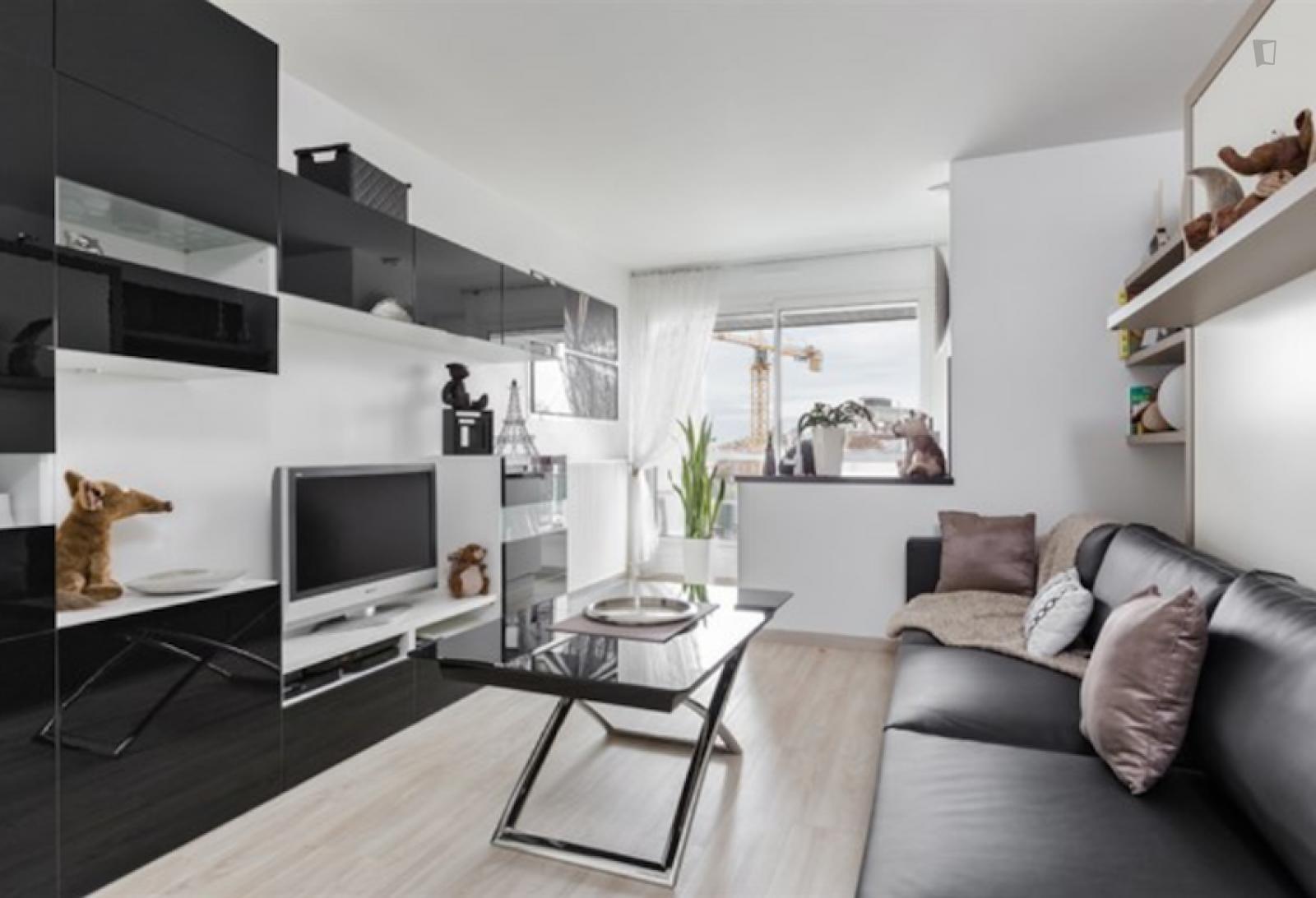 Rue Falguière, 15th arrondissement of Paris, FR-75 - 1,250 EUR/ month