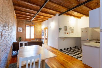 Splendid 1-bedroom apartment in El Poble Sec - Parc de Montjuïc