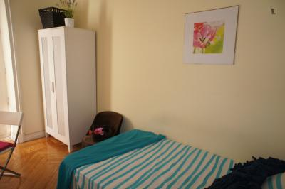 Very cool single bedroom close to the Puerta del Sol square