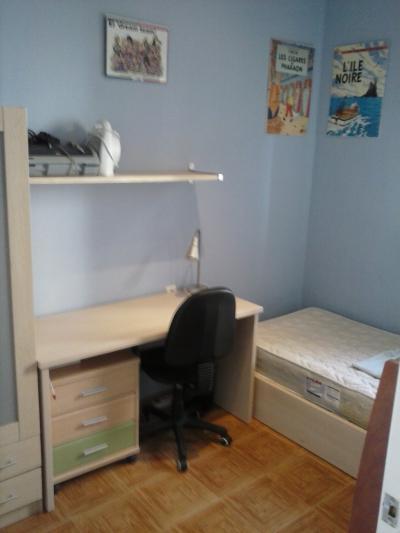 Cosy single bedroom near Barcelona University