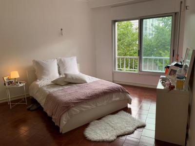 Double bedroom, with balcony, in 1-bedroom apartment