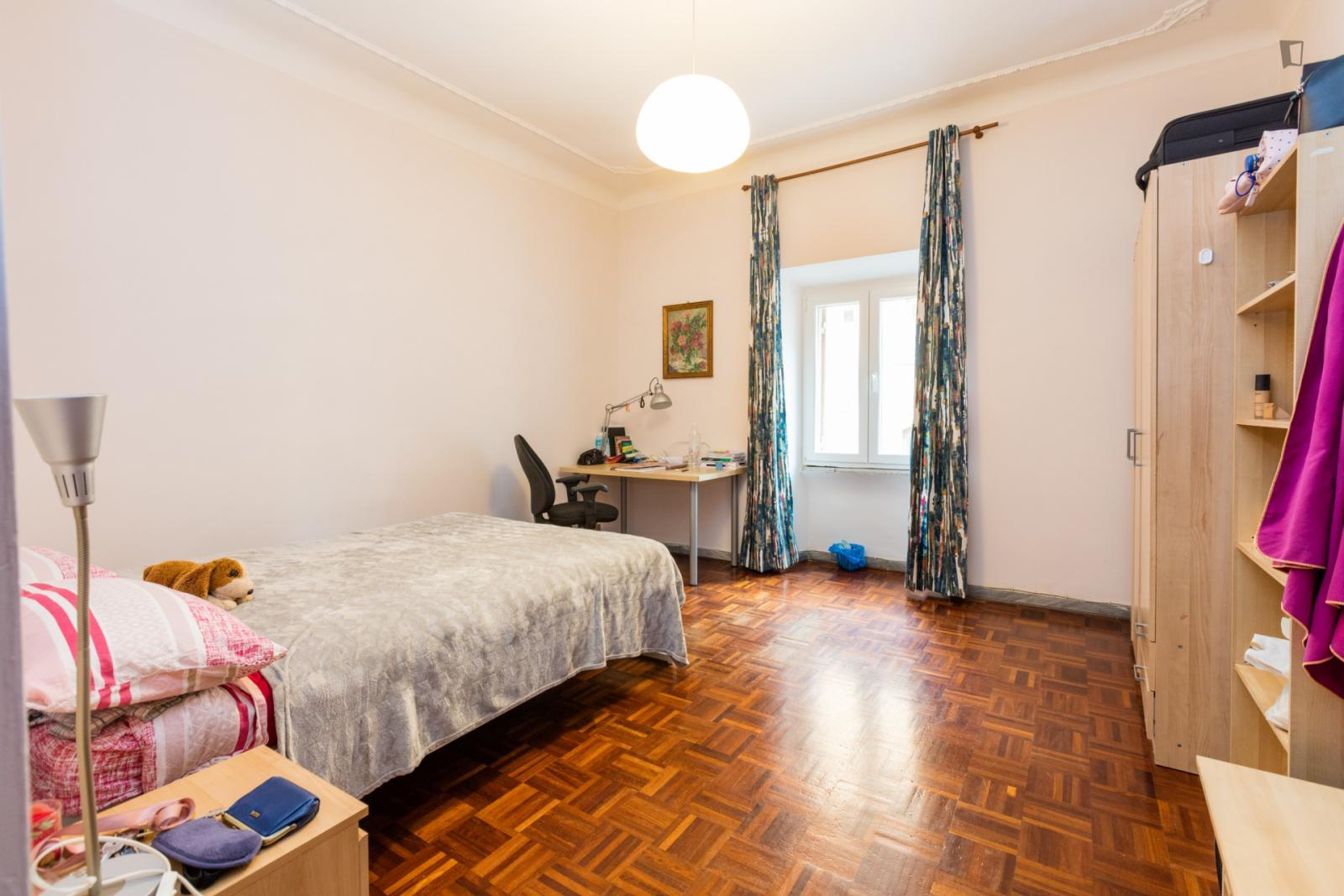 Via Salaria, Rome, ME - 550 USD/ month