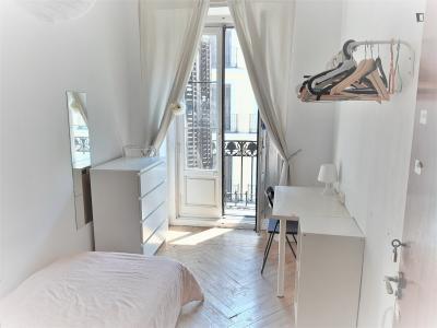 Bright single bedroom in the Sol neighbourhood