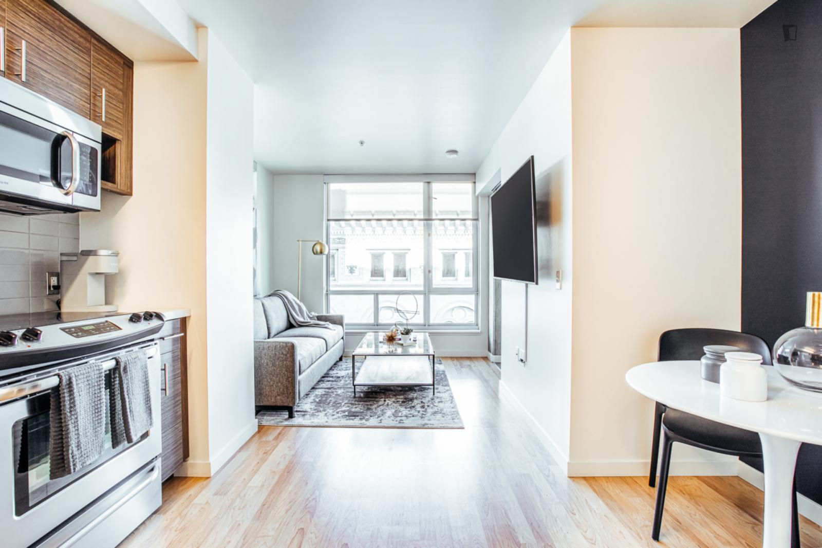 Sutter Street, San Francisco, MA - 4,597 USD/ month