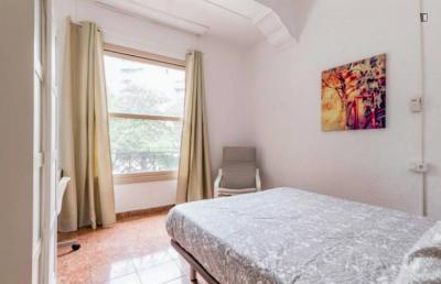 Gran Via Cool Rooms - Patraix Room