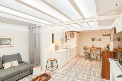 Lovely 1-bedroom apartment near La Sagrada Família