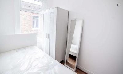 Cosy bedroom in Noel Park
