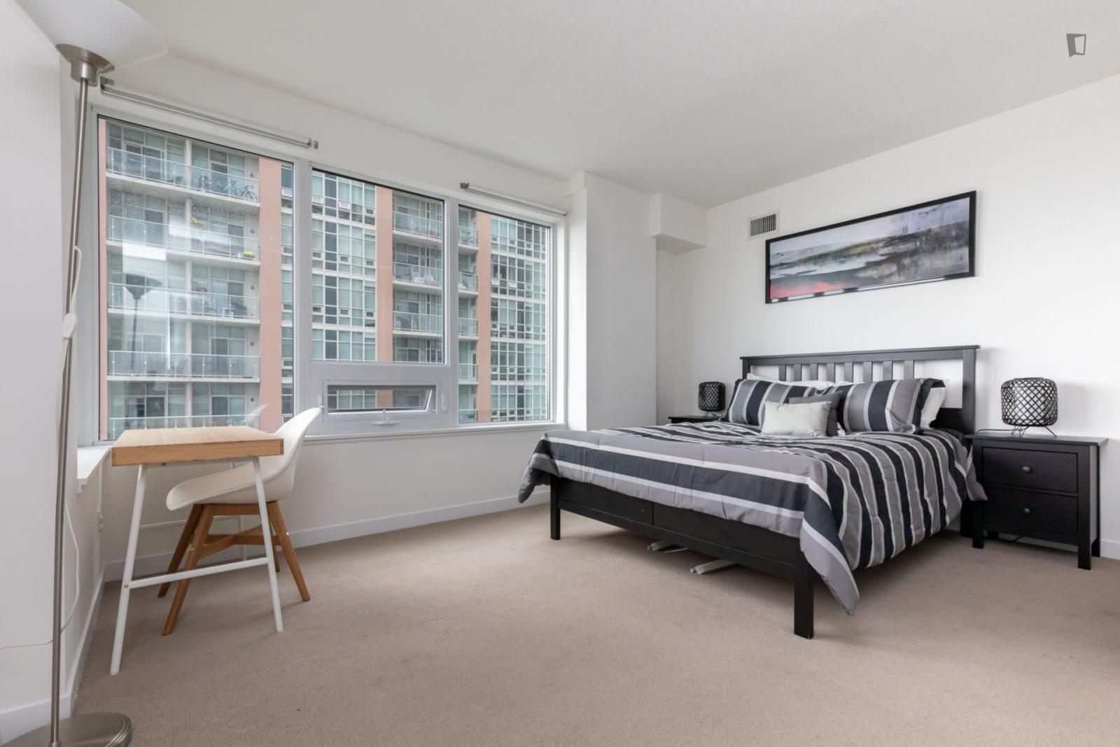 Liberty Village & King West Area, Toronto, SD - 1,595 USD/ month
