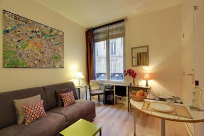 Great studio in Bastille