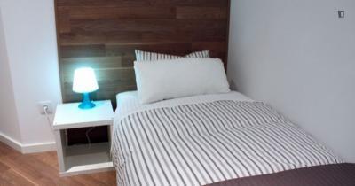 Charming single bedroom close to Lavapiés metro