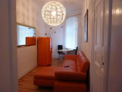 Cosy 1-bedroom flat near Leopoldplatz metro station