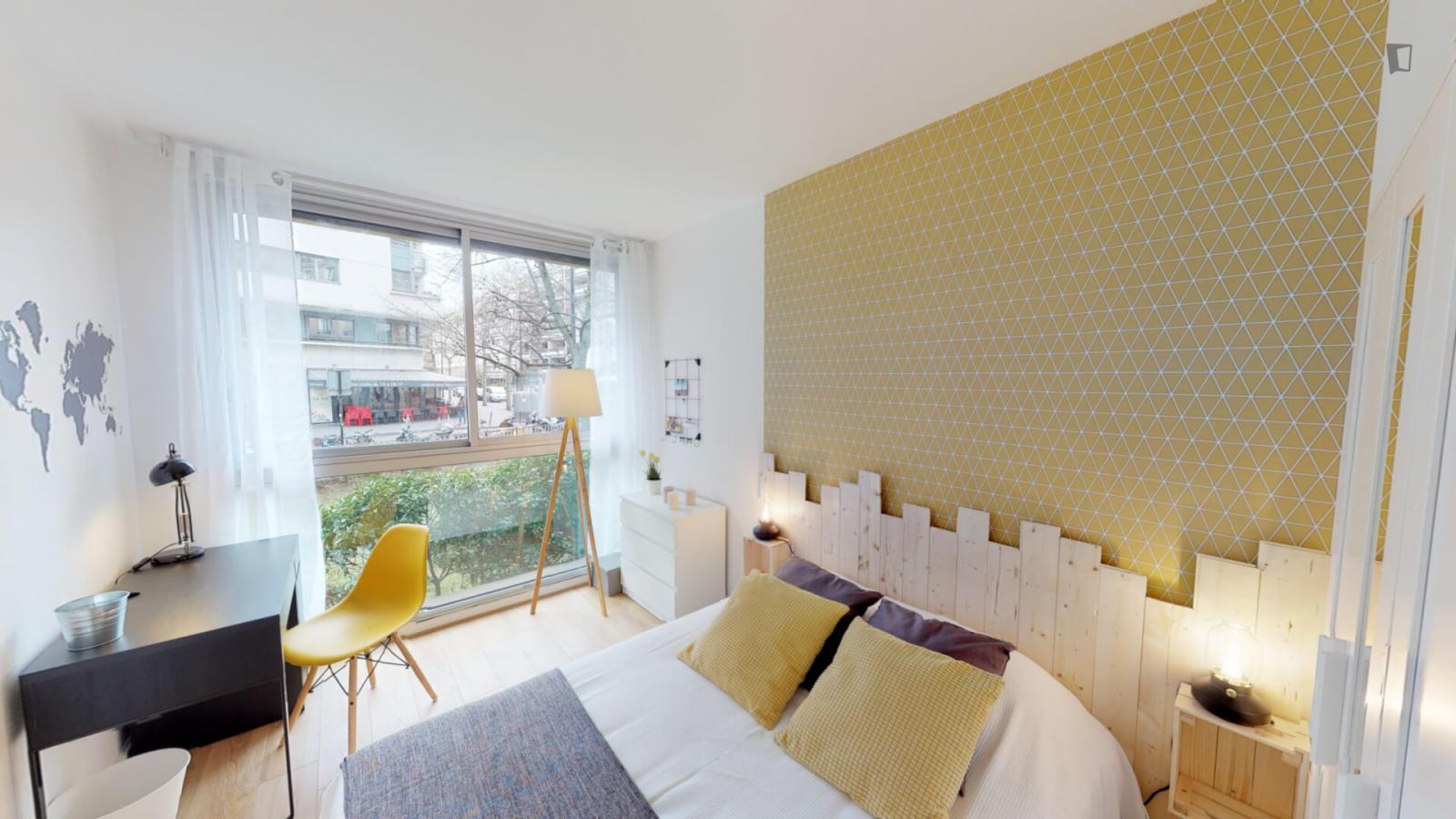 Avenue de Suffren, 15th arrondissement of Paris, FR-75 - 892 EUR/ month