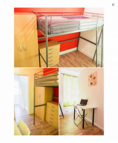 Single room close to City University London