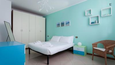Luminous 1-bedroom apartment in Isola-Garibaldi