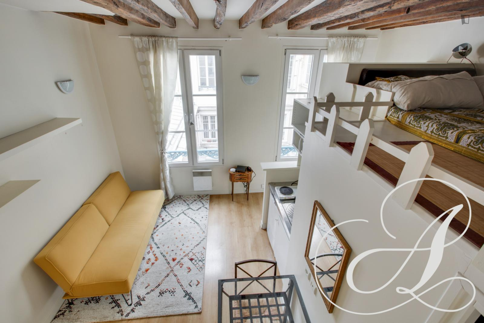 Rue de Montmorency, 3rd arrondissement of Paris, FR-75 - 1,300 EUR/ month