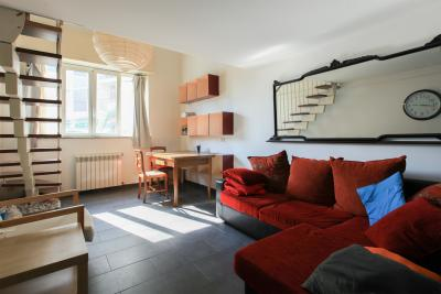 Amazing 2-bedroom apartment in Niguarda