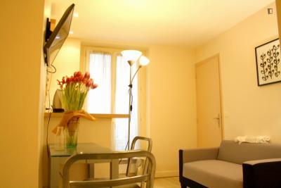 Lovely apartment in Marais