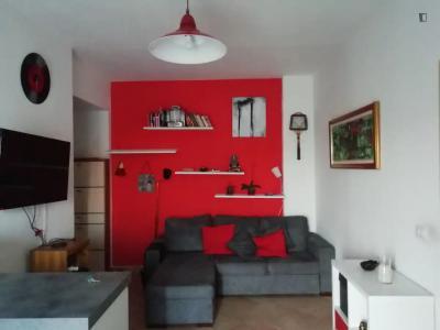 1-Bedroom apartment near Cimiano metro station
