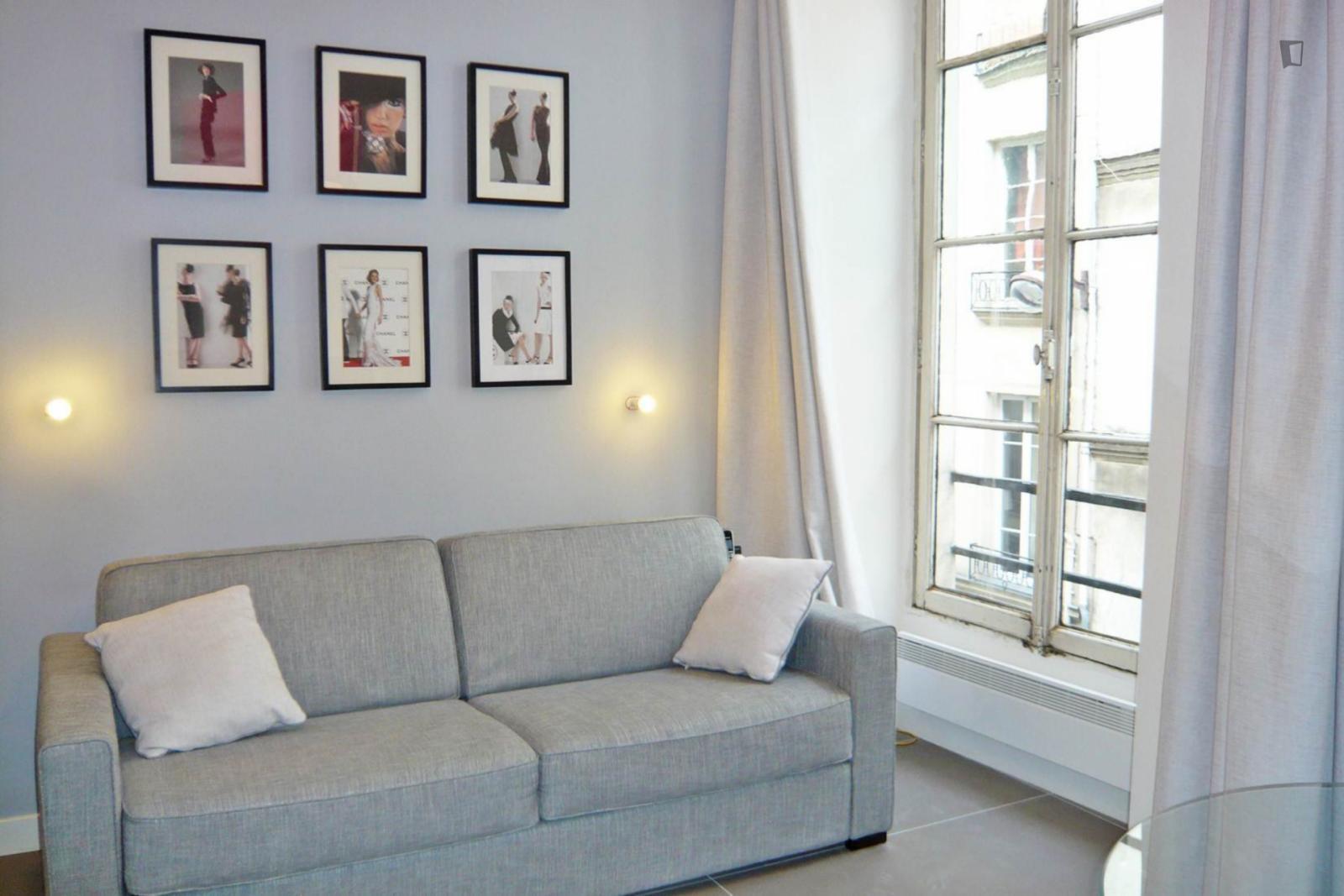 Rue de Cléry - 2059EUR / month