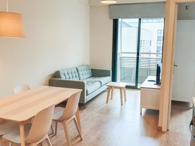 Cozy 2-bedroom apartment near Poblenou metro station