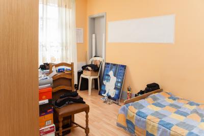 Practical single bedroom next to Faculdade de Psicologia e de Ciências da Educação da Universidade de Coimbra
