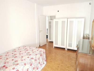 Double bedroom in 8-bedroom house