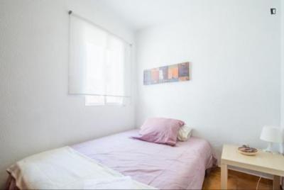 Appealing 1-bedroom flat in El Viso