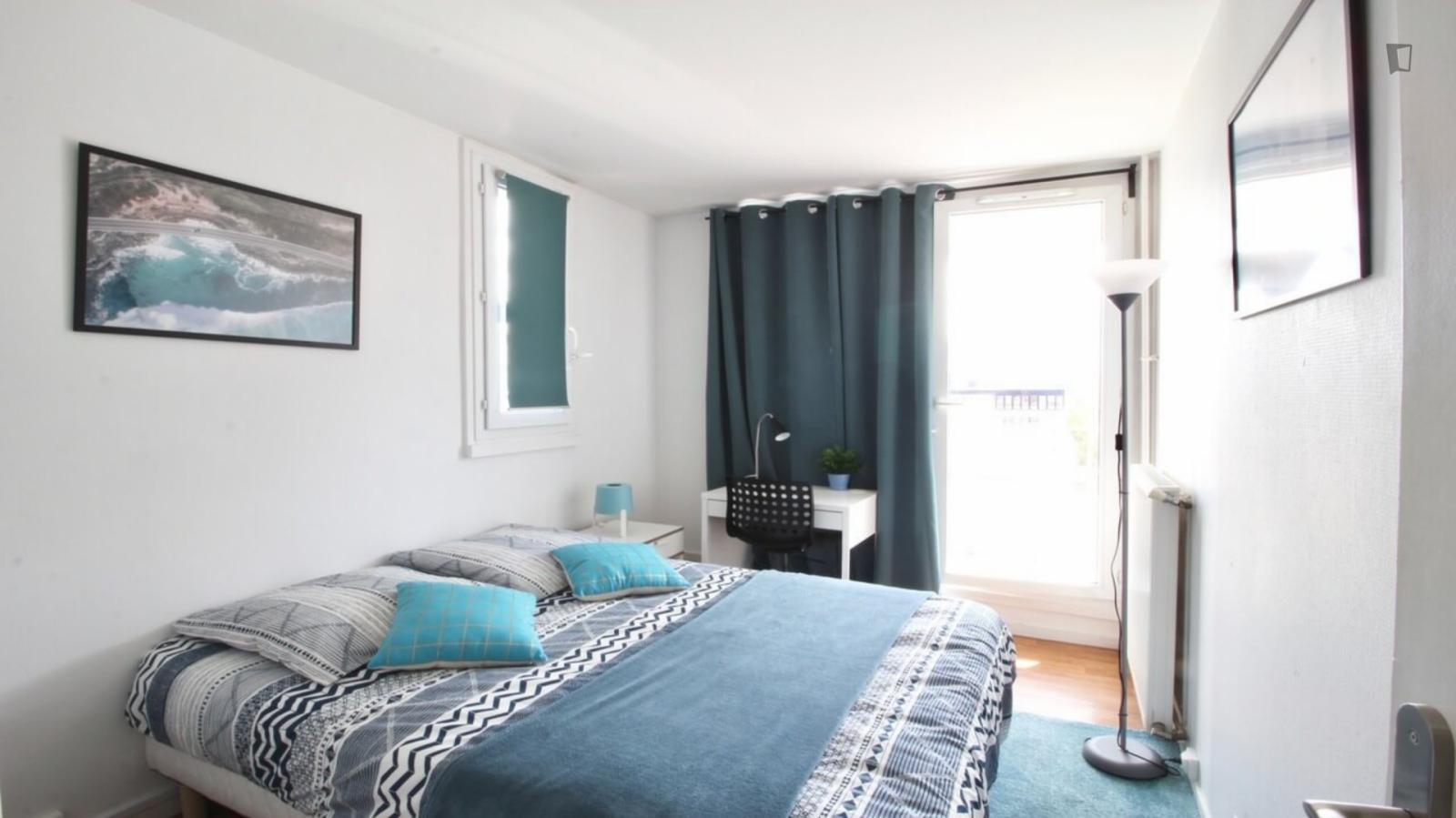 Rue Salvador Allende, Nanterre, FR-92 - 620 EUR/ month