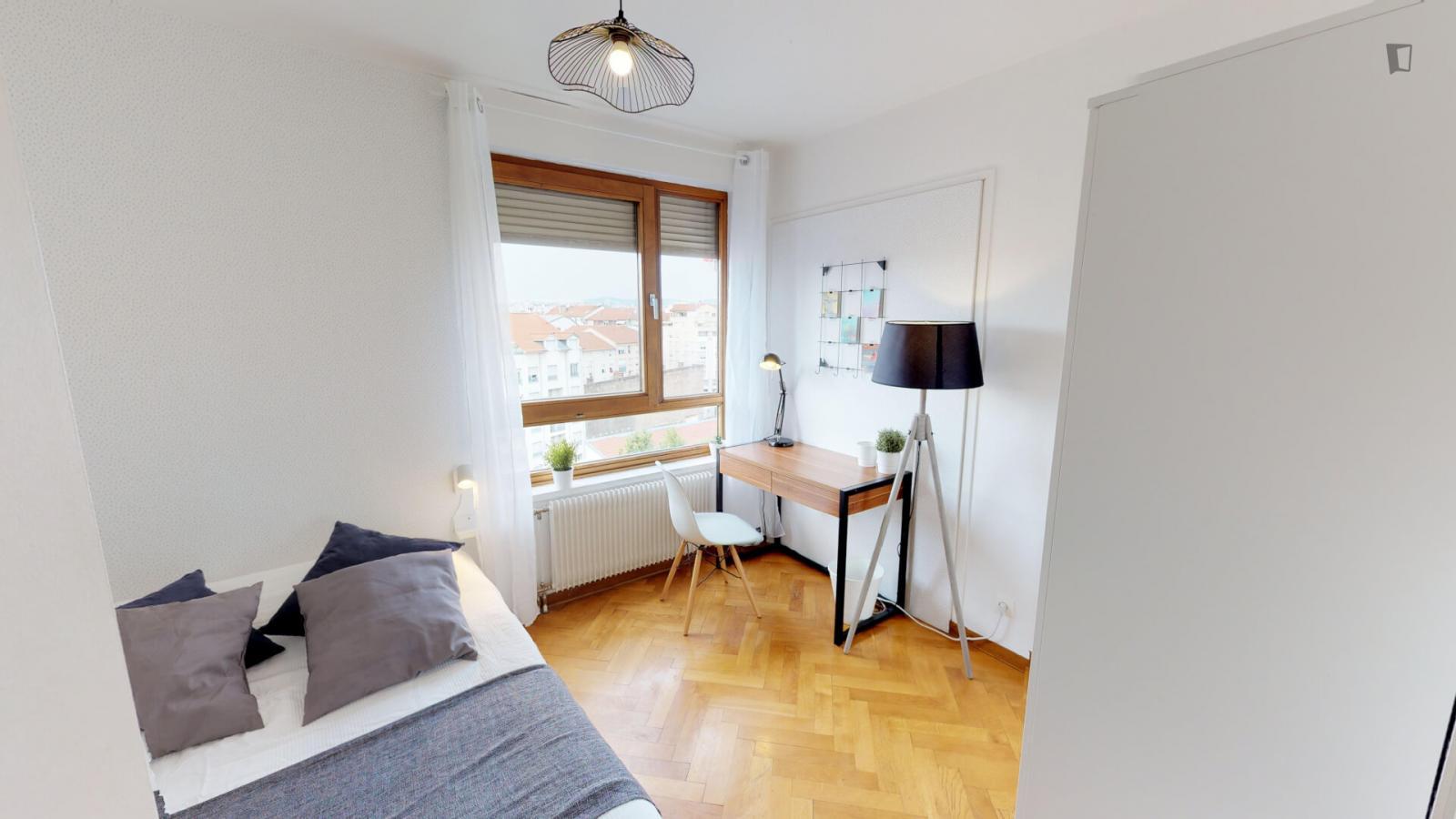 Rue Garibaldi, Lyon, MS - 553 USD/ month