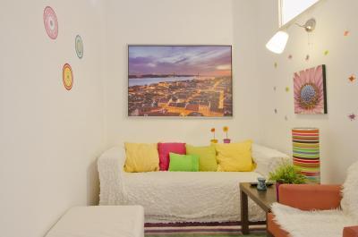 Comfy 3-bedroom apartment near Campo Grande metro station