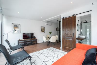 Lovely 2-bedroom apartment in Campo de Ourique