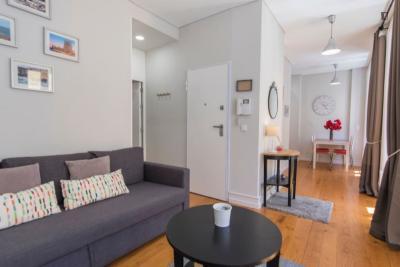 Cozy flat near Santa Apolónia metro station
