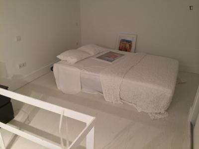 Beautiful 1-bedroom apartment close to Universidad CEU San Pablo